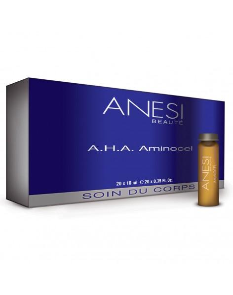 Anesi Soin du Corps Ampollas Aminocel A.H.A. - Tratament Anticelulitic 20x10 ml