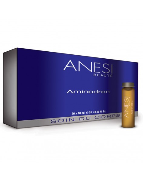 Anesi Soin du Corps Ampullas Aminodren - Fiole pentru Fermitate si Drenaj 20x10 ml