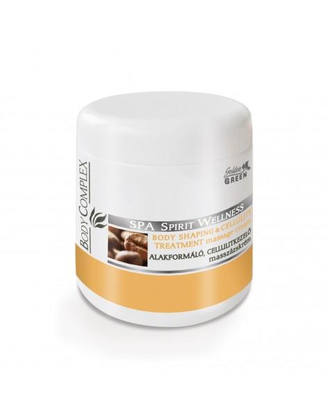 Crema de Masaj pentru Tratamentul Anticelulitic si Remodelare Corporala Stella 250 ml